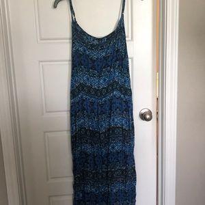 Forever 21 Aztec maxi dress